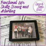 Functional Life Skills Scenes and Activities
