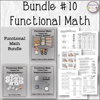 BUNDLE #10 Functional Math