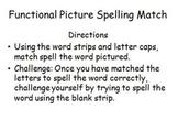 Functional Menu Spelling