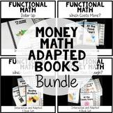 Functional Money Math Interactive Books Growing Bundle
