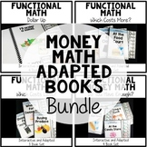 Functional Money Math Interactive Books Growing Bundle