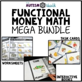 Functional Money Math for Special Education MEGA BUNDLE