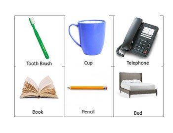 Functional Object Flashcards