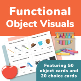 Functional Object Visuals