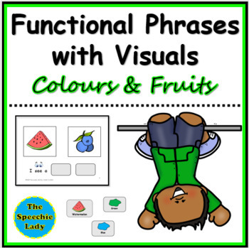 Functional Phrases [FRUITS & COLOURS]