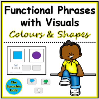 Functional Phrases [SHAPES & COLOURS]