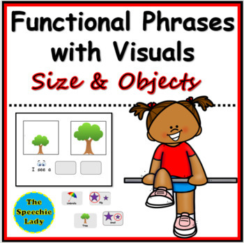 Functional Phrases [SIZE & OBJECTS]