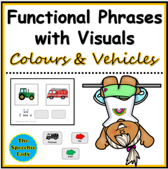 Functional Phrases [TRANSPORTATION & COLOURS]
