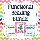 Functional Reading (Life Skills) Bundle