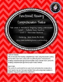 Functional Reading Comprehension SET 4