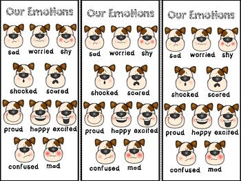 Functional Reading: Emotions