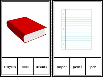 Functional Reading: Everyday Items