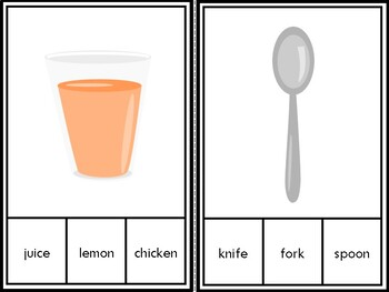 Functional Reading: Food