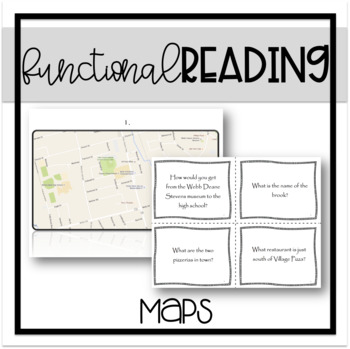 Functional Reading: Maps