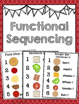 Functional Sequencing (an activity of daily living)