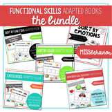 Functional Skills Adapted Book Bundle