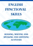 Functional Skills English L1 Reading, Writing & Speaking and Listening Activity