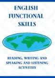 Functional Skills English L1 Reading, Writing & Speaking a