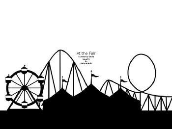 Functional Skills Math: At the Fair