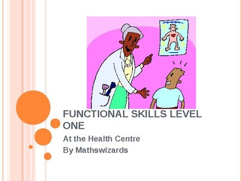 Functional Skills Math: At the Health Centre