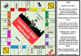 Maths monopoly revision game. Problem solving with differe