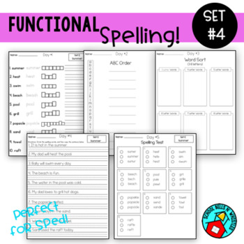 Functional Spelling