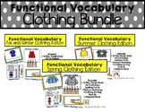 Functional Spelling: CLOTHING Bundle