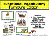 Functional Spelling: FURNITURE