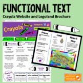 Functional Text Passages with Comprehension Questions: Bro