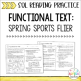 Functional Text - Flier (SOL 4.4 and 4.6)