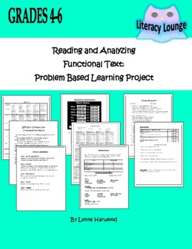Functional Text Unit and Project
