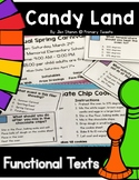 Functional Texts Candy Land