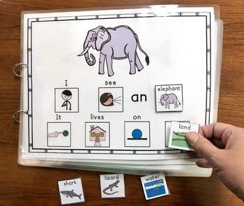 Functional Vocabulary Book Bundle!