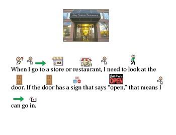 Functional Words - Survival Signs Comprehension Bundle