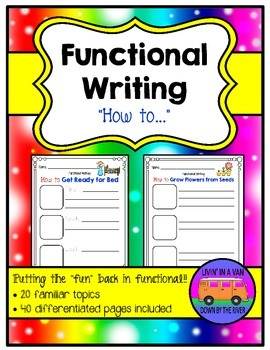 Functional Writing - How To Writing