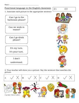 Functional language quiz