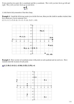 Functions:  8th Grade CCSS Algebra Unit