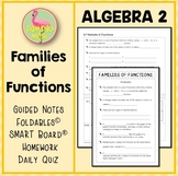 Families of Functions (Algebra 2 - Unit 2)