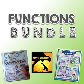 Functions - Activity Bundle