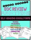 Florida Algebra 1 EOC Functions- CHARACTERISTICS OF GRAPHS