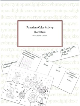 Functions Color Activity