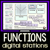 Functions Digital Stations