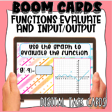 Functions: Evaluate and Input/Output Boom Cards
