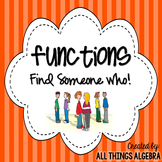 Functions Find Someone Who