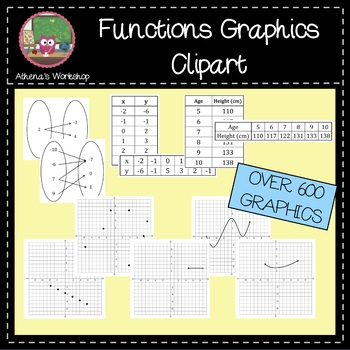 Functions Graphics - Clipart