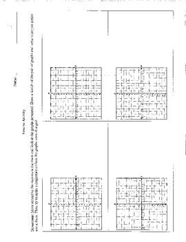 Functions Inverse Activity (Algebra 2)