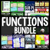 Functions Activity Bundle