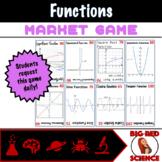 Recognizing Functions Market Game (Quadratics, Trig, Root,