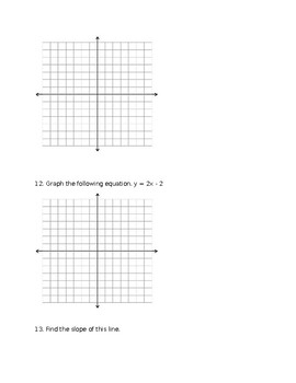 Functions Part One Assessment