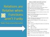 Functions Reader's Theater & One Day Lesson Plan - Introduce or Review Vocab